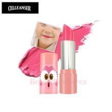 CELLEANSER Larva Pink Pure Lipstick 3.3g (Child Lipstick) [LARVA Limited Edition],CELLEANSER